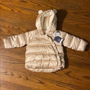 New Baby Gap Champagne Coldcontrol Max 12-18 M